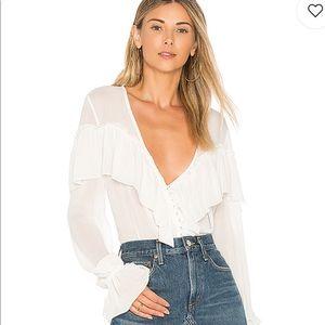 Majorelle Mariel blouse